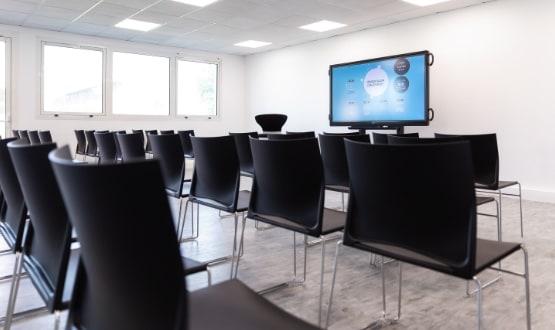 Réserver une salle de conférence