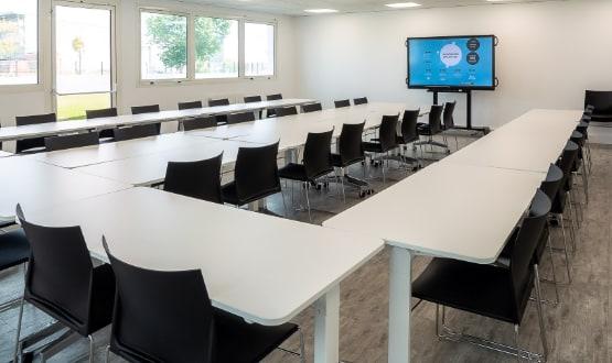 Réserver une salle de réunion